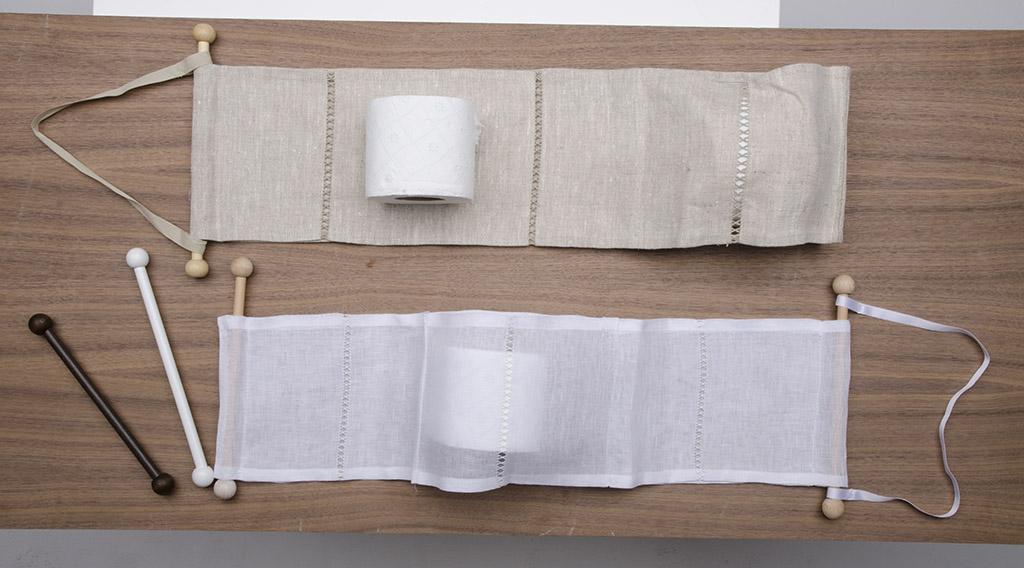 porta rotoli di carta igienica per il bagno